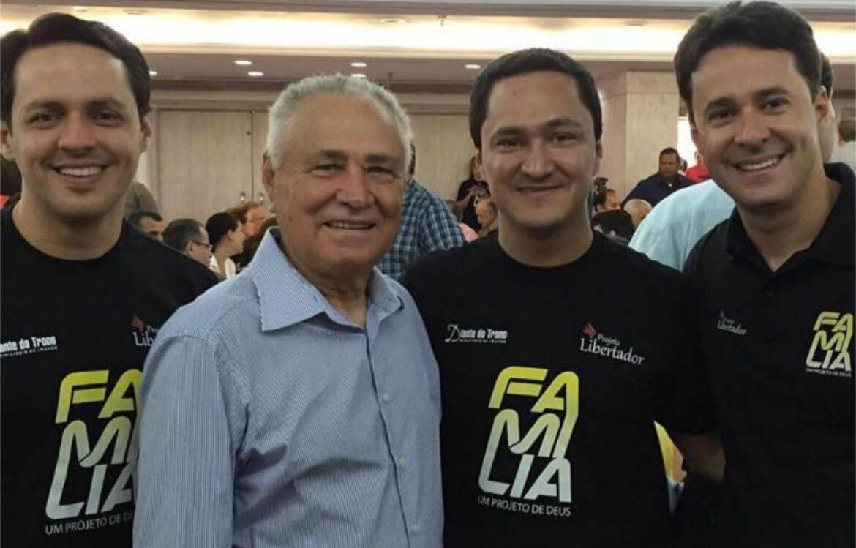 Família Ferreira inteira apoiará Marília Arraes no Recife