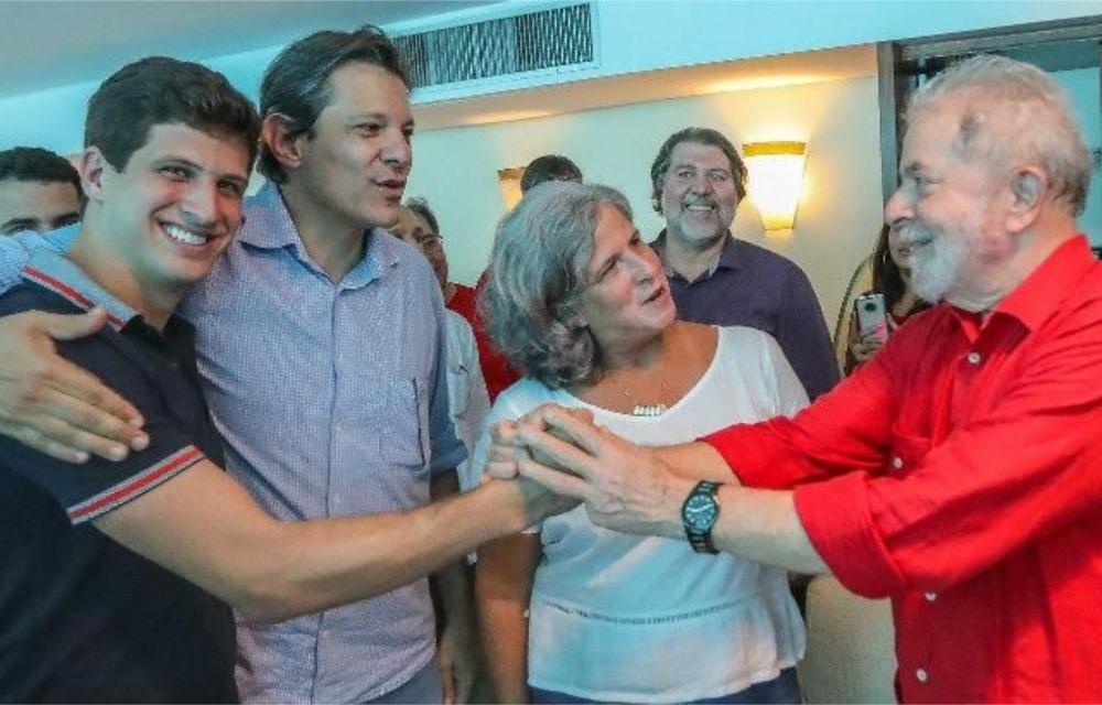 PT traiu PSB com candidatura de Marília Arraes no Recife