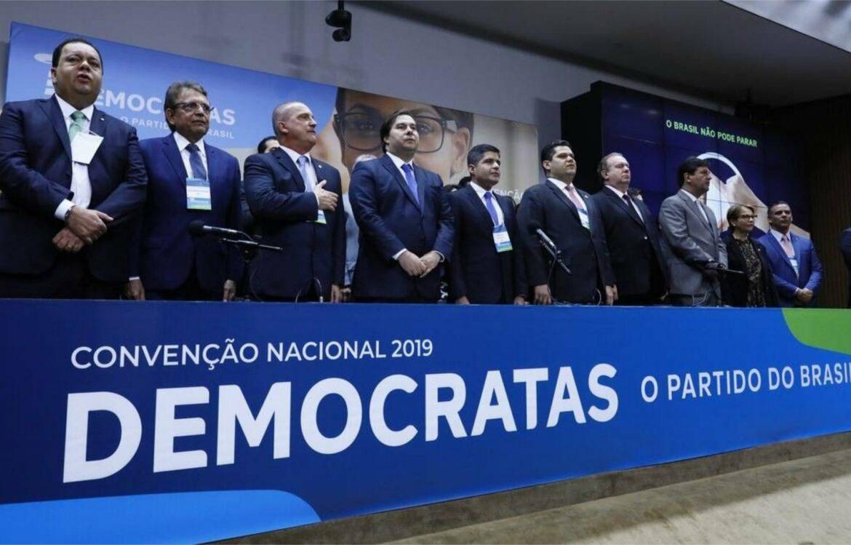DEM foi o partido que mais cresceu em prefeituras no Brasil