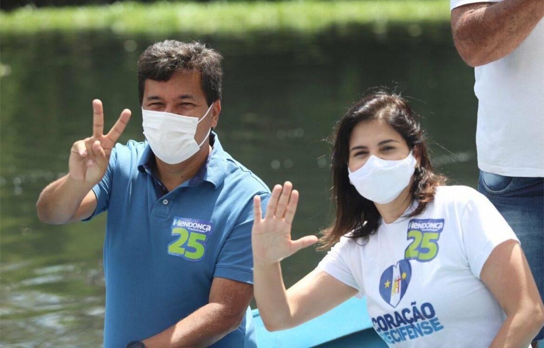 Mendonça diz que o Recife vai deixar de ser a capital da desigualdade social