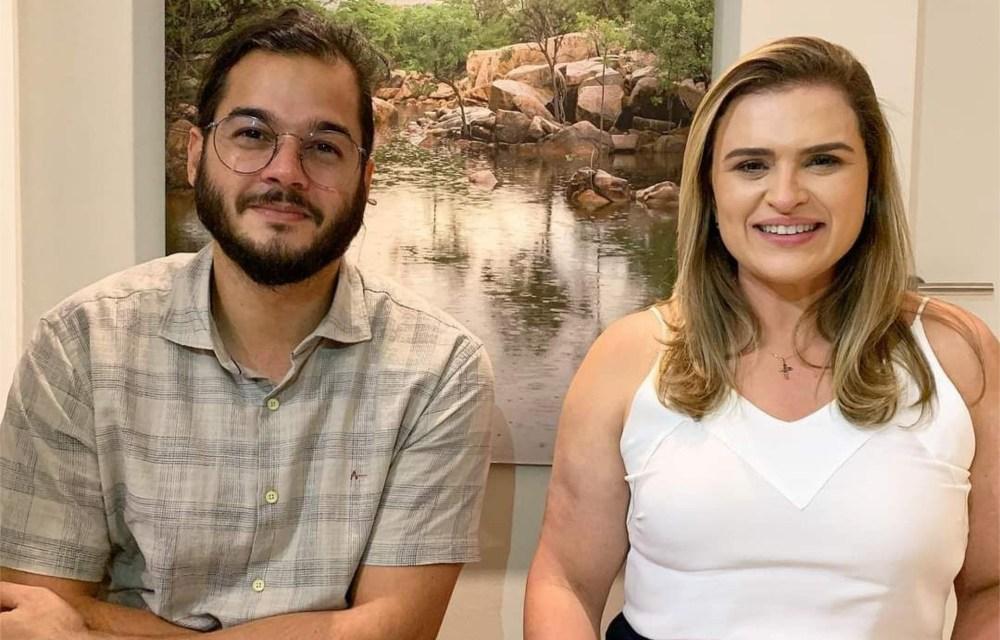 Túlio Gadêlha declara apoio a Marília Arraes no Recife