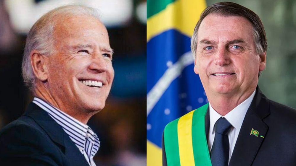 Bolsonaro reconhece vitória de Biden e saúda novo presidente dos EUA
