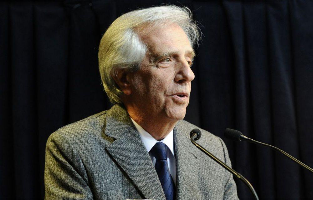 Morre ex-presidente do Uruguai Tabaré Vázquez
