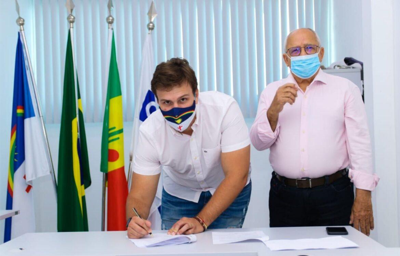 Miguel Coelho anuncia R$ 46 milhões para infraestrutura e abastecimento de Petrolina