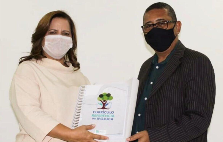 Prefeitura do Ipojuca lança Currículo Referência da educação municipal