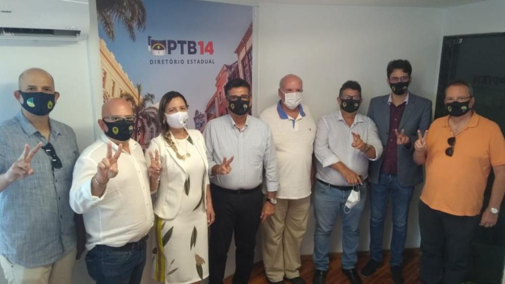 Coronel Meira nomeia os primeiros diretórios municipais do PTB