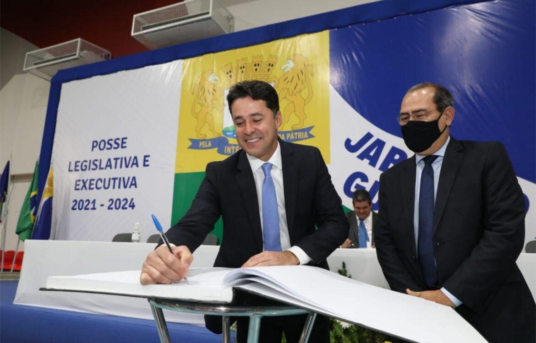 """Anderson Ferreira: """"Jaboatão agora é visto como referência em gestão"""""""