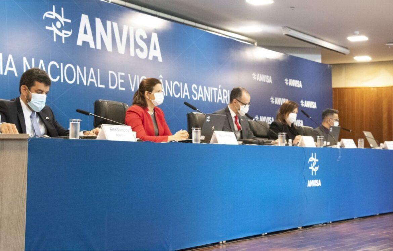 Por unanimidade, Anvisa aprova uso emergencial de vacinas contra covid