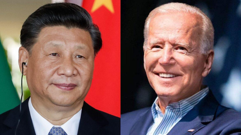 Biden faz primeiro contato com a China e cita conflitos territoriais