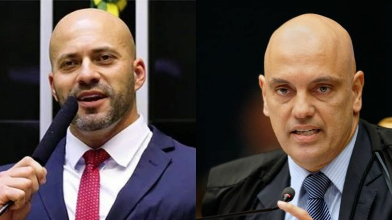 Alexandre de Moraes determina bloqueio de redes sociais de Daniel Silveira