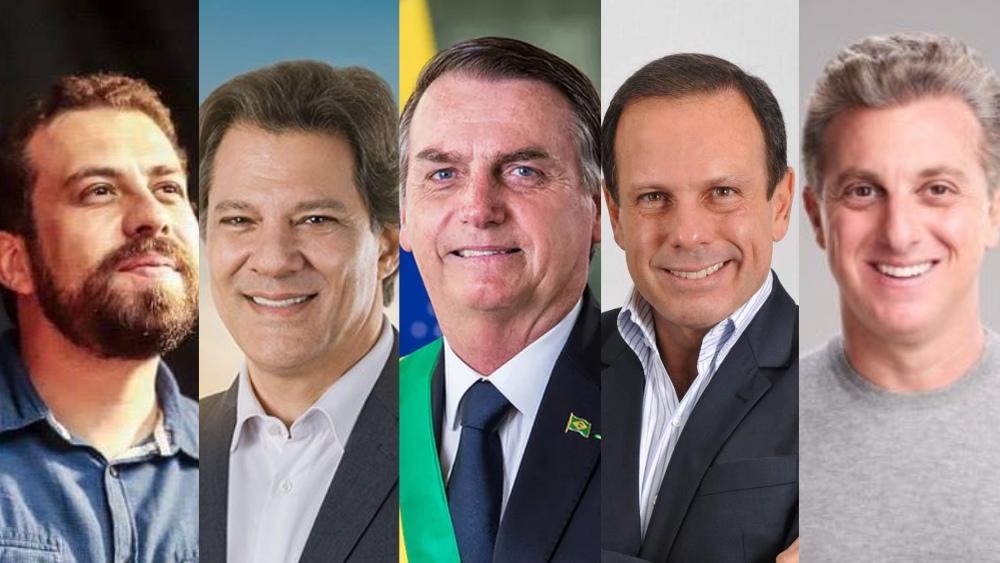 Enquete: em quem você pretende votar para presidente em 2022?