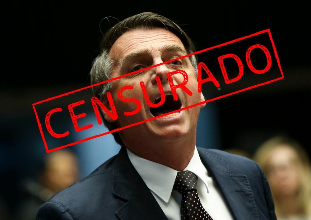 Arautos da censura perderam a vergonha no Brasil