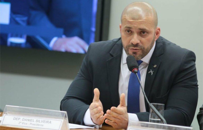 Partidos divergem sobre a prisão do deputado Daniel Silveira
