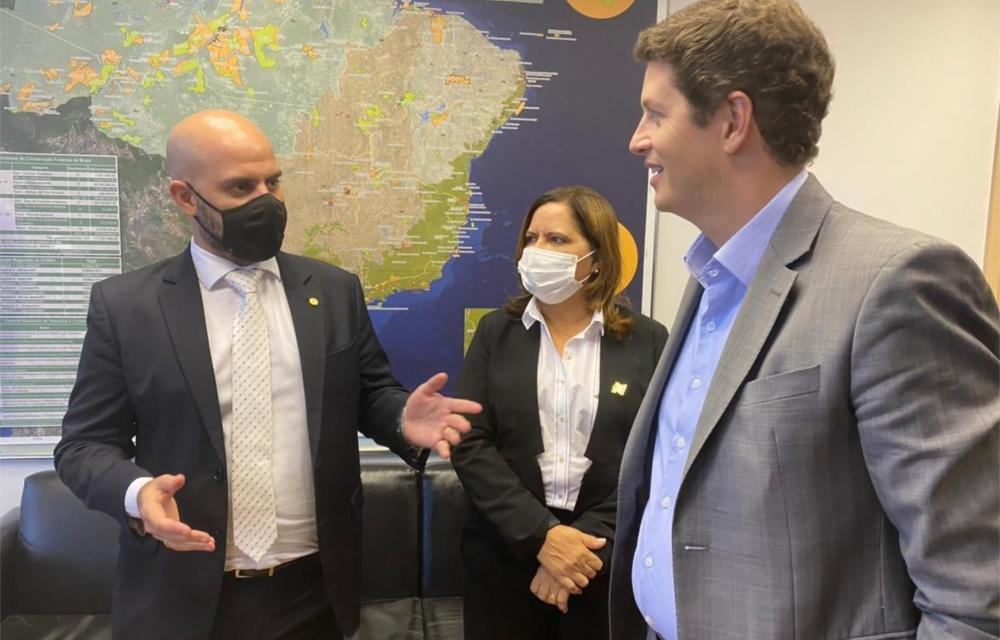 Prefeita do Ipojuca vai a Brasília apresentar projeto de saneamento de Porto de Galinhas