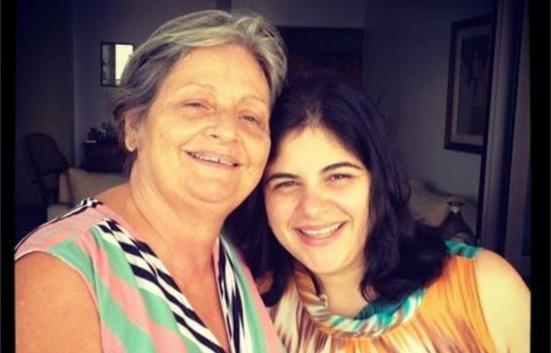 Mãe de Priscila Krause morre de Covid-19