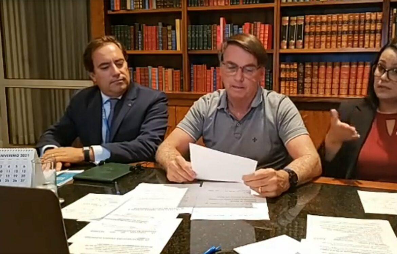 Bolsonaro: novo auxílio deve voltar em março, com parcelas de R$ 250