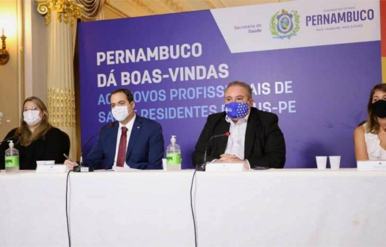 Toque de recolher entra em vigor em Pernambuco neste sábado