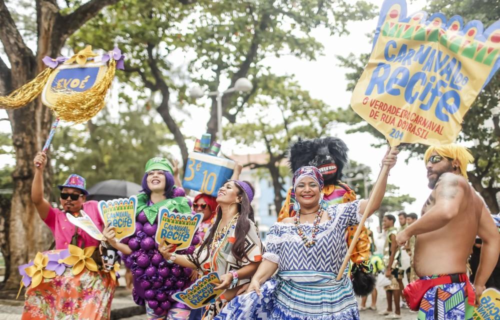 Prefeitura do Recife anuncia auxílio emergencial de Carnaval