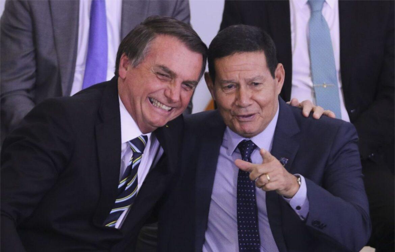 TSE rejeita ação que visava cassar chapa Bolsonaro-Mourão