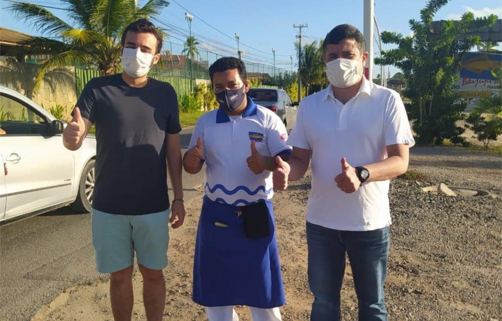 Eduardo da Fonte solicita construção de ciclovia em Ipojuca