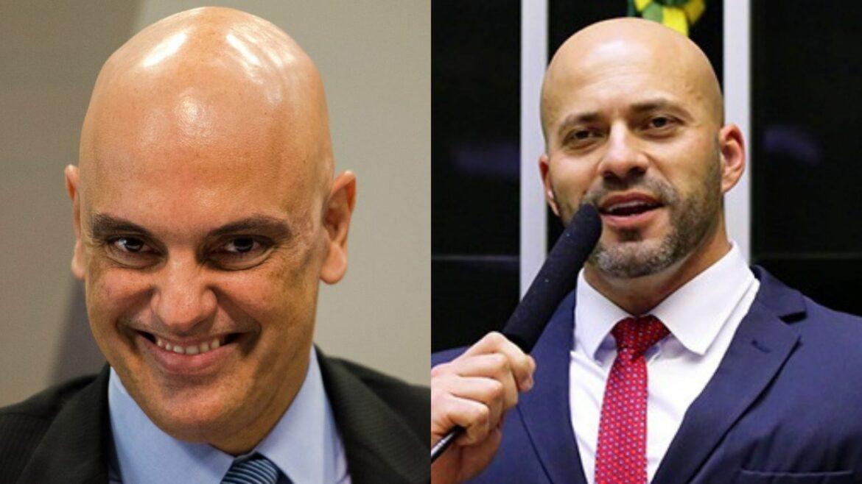 STF marca para quinta análise de denúncia contra dep. Daniel Silveira