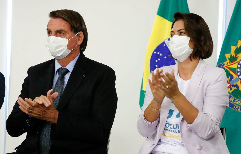 Brasil já ocupa o segundo lugar em vacinação entre grandes nações