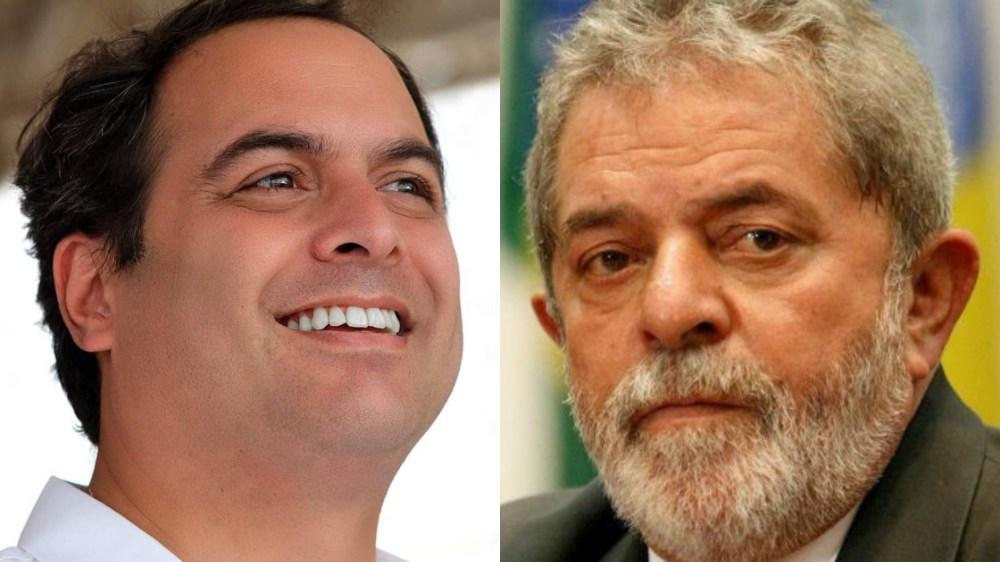 Lula estuda convidar Paulo Câmara para vice em 2022