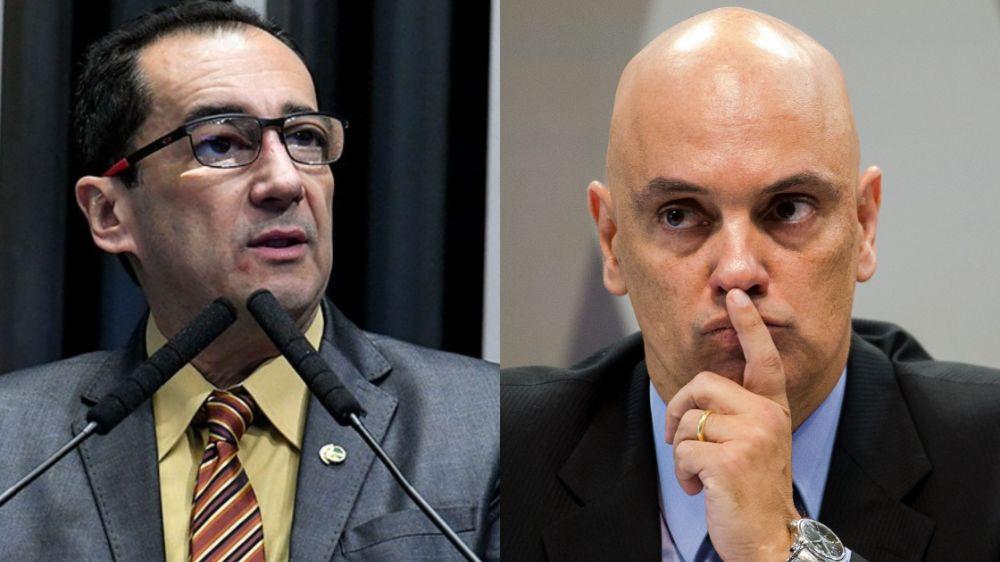 Crise entre Senado e STF aumenta pressão pelo impeachment de Alexandre de Moraes