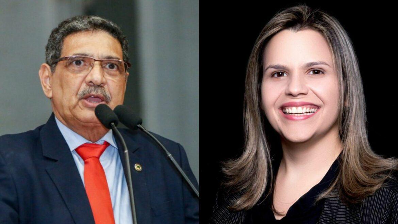 Clarissa Tércio irrita deputado comunista por usar camisa em apoio à Polícia Federal