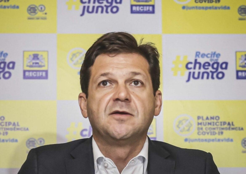 Geraldo Julio diz que não é candidato para evitar desgaste até 2022
