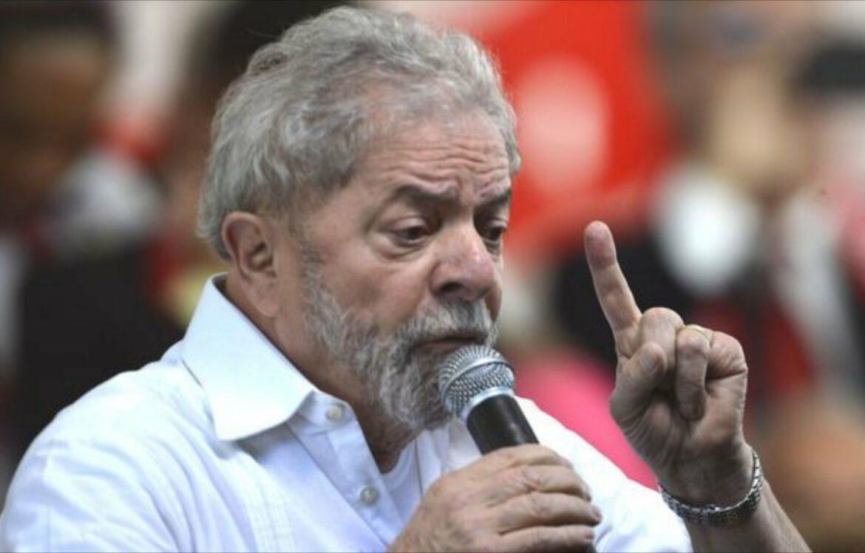 """Lula sobre a Lava-jato: """"Se alguém roubou que seja preso"""""""