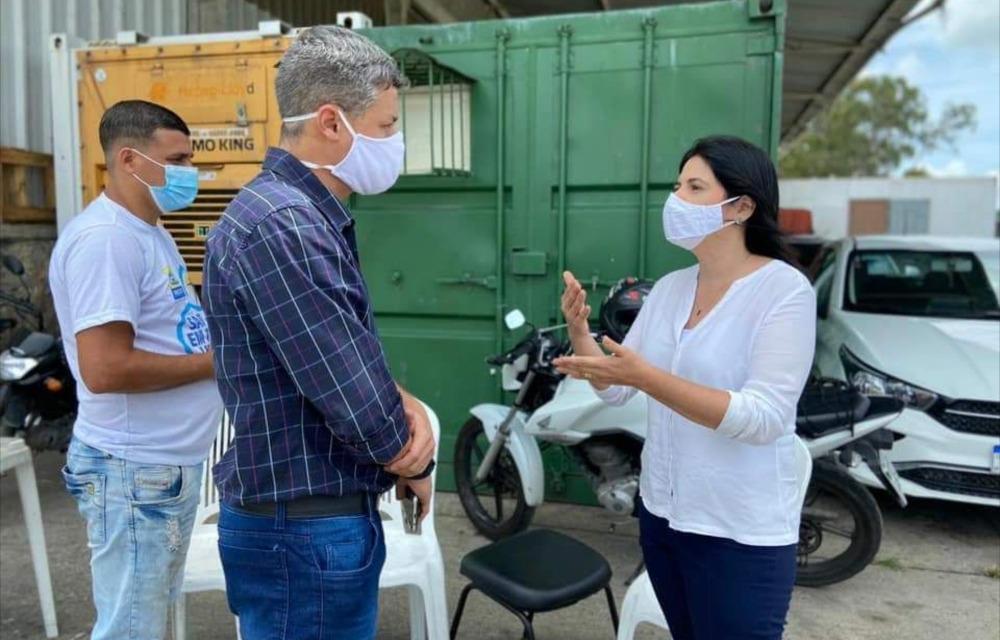 Priscila é impedida de fiscalizar desperdícios da Prefeitura do Recife na pandemia