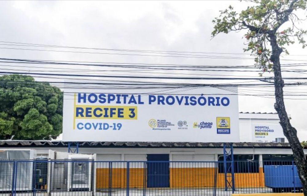 TCE alerta que Prefeitura do Recife use estoque da Covid-19