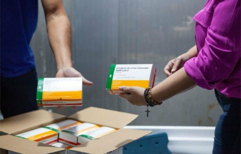 TCE inspeciona estoques da Secretaria de Saúde de Pernambuco