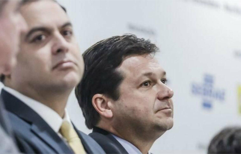 Geraldo e Paulo Câmara estariam travando guerra interna no PSB de Pernambuco