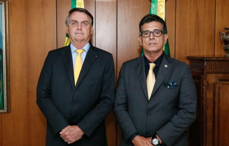 Em encontro com Bolsonaro, Coronel Meira e Roberto Jefferson debatem desenvolvimento do Nordeste