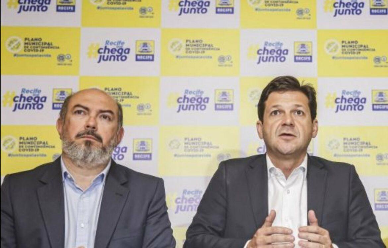 TCE: Prefeitura do Recife teve prejuízo de R$ 8,2 milhões em dois contratos na pandemia