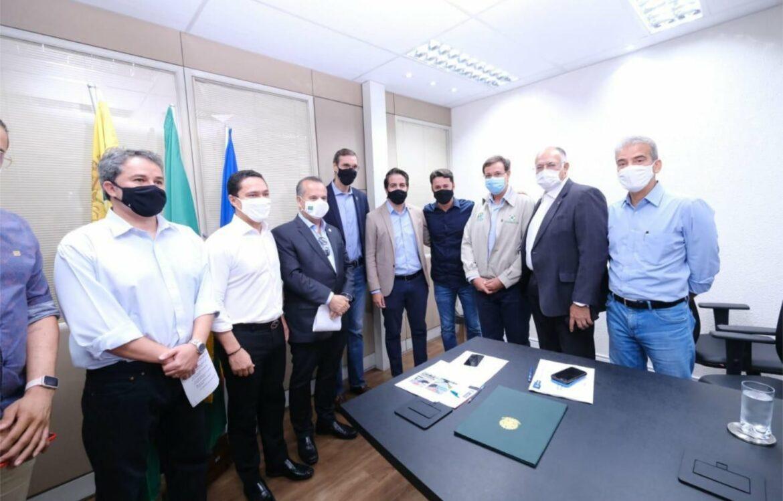 Secretários de Ipojuca tratam de investimentos com ministros do Desenvolvimento e Turismo