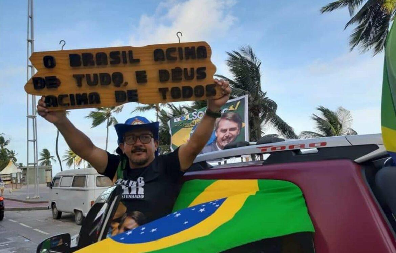 Neste sábado, Direita fará manifestações em apoio a Bolsonaro em todo o Brasil