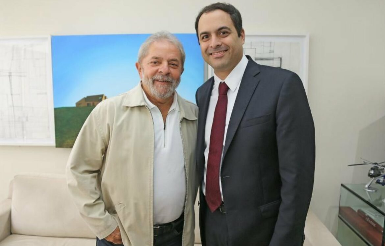 Lula e Paulo Câmara debatem reaproximação em 2022