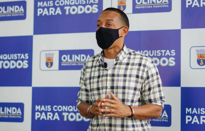 Prefeito de Olinda apresenta reforço da Operação Inverno