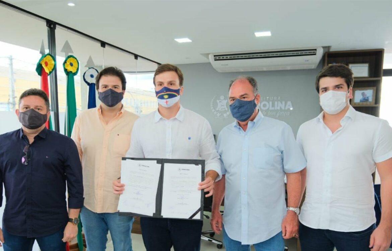 Miguel anuncia duplicação de duas avenidas de Petrolina