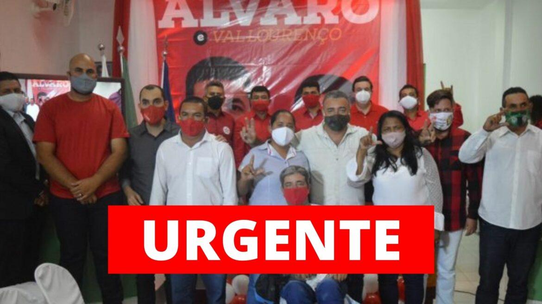 Justiça cassa mandato de vereadores do PT e PSB em Tacaimbó; Prefeito também é alvo de processo