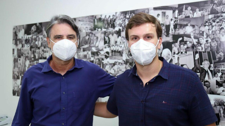 Miguel se reúne com Raul Henry e defende mudança em Pernambuco