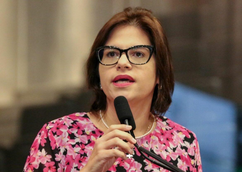 Priscila Krause propõe que governo estadual divulgue estoque de medicamentos na internet
