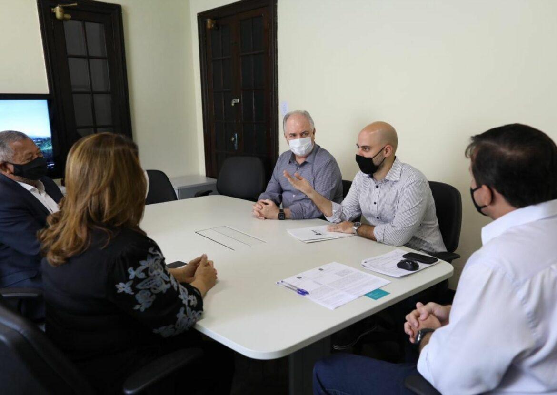 Romero Sales Filho articula parceria entre Incra e Prefeitura do Ipojuca
