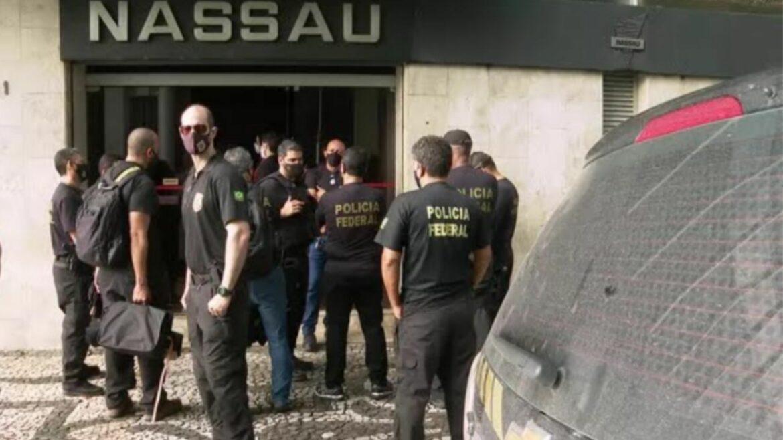 PF faz operação contra Grupo João Santos por fraude financeira