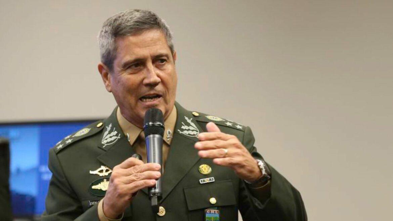 Forças armadas garantem os poderes, lei e ordem constitucionalmente, diz ministro da Defesa