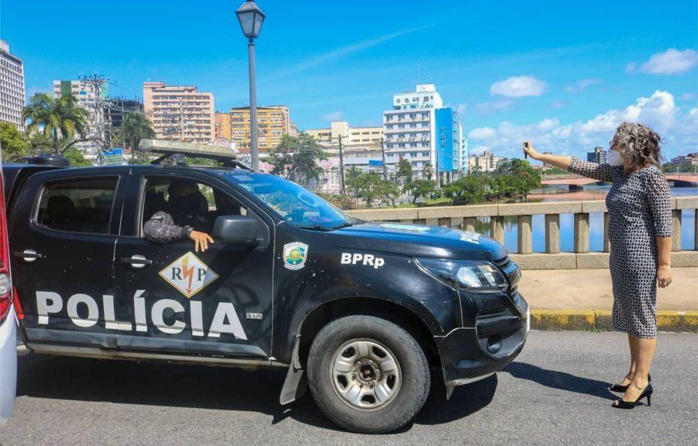 Delegada Aguiar diz que carteirada de Liana Cirne foi abuso de autoridade