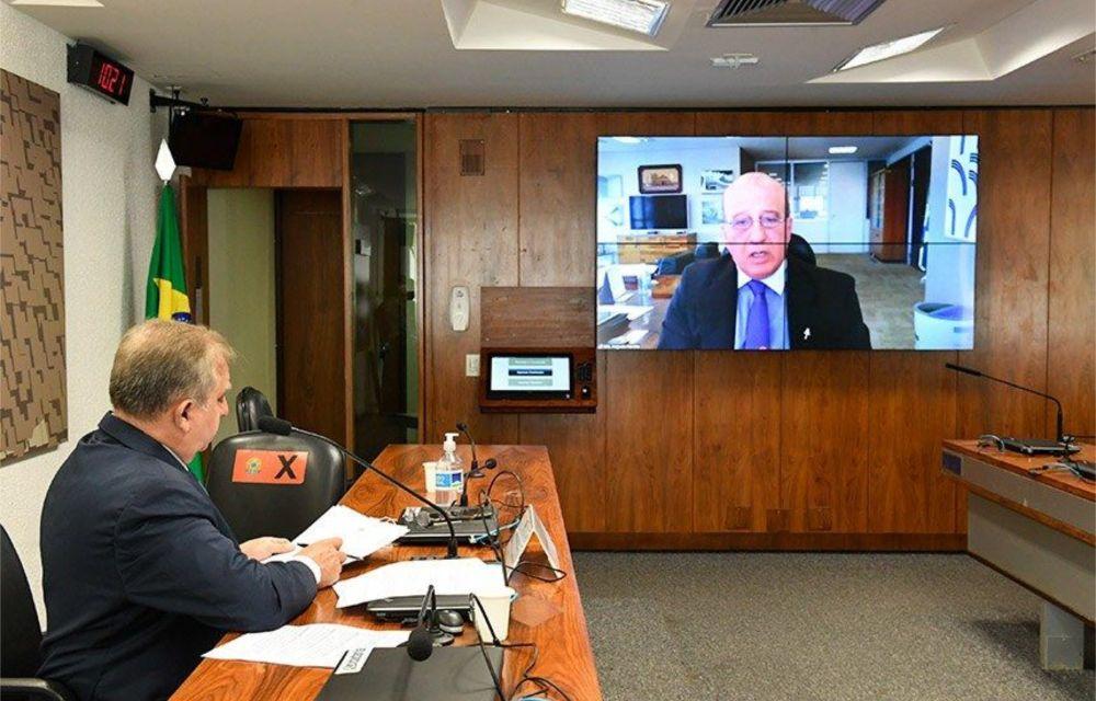 Senadores cobram rapidez do TCU nas investigações sobre desvios na pandemia